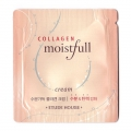 Etude House collagen moistfull cream пробник