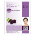 Dermal grape collagen essence mask