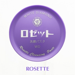 ROSETTE White Diamond Cleansing Paste