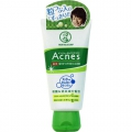 Mentholatum Acnes Medicated Scrub-In Pore Purifying Cleansing