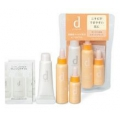 SHISEIDO d program acne care set