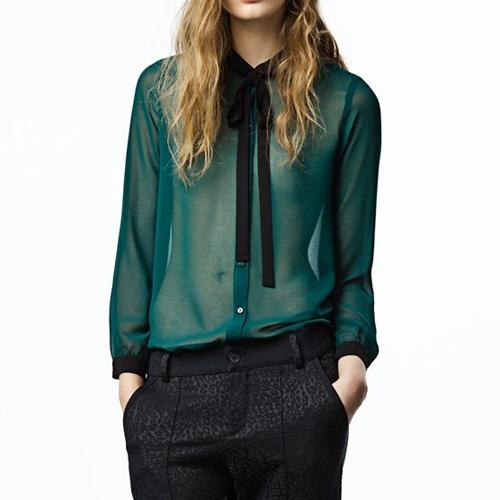 Прозрачная Блузка Купить В Самаре